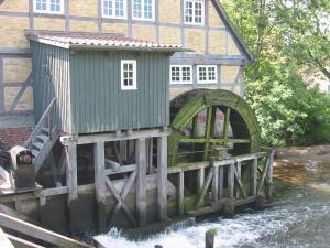 Wassermühle Moisburg