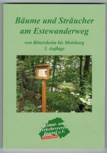 Bäume und Sträucher am Este-Wanderweg / 3. Auflg.
